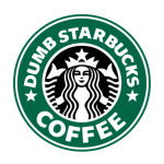 Dumb-Starbucks-Logo