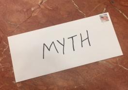 mailing-myth